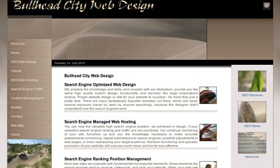 Bullhead City Web Design